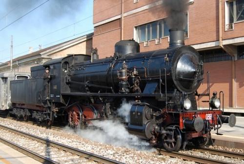 La 740.038 a Treviso - Foto © tommasoner da www.trenomania.org