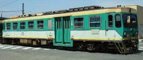 ADe91-98 delle Ferro vie della Sardegna (FdS). Foto Hauser Christoph da wikimedia