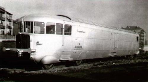 ALHb64, foto dall'archivio FS
