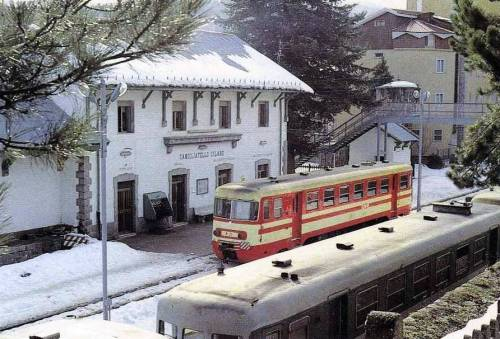 Camigliatello Silano. Foto da www.ferrovie.it/forum