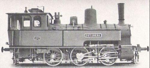 Br 89.1 - Foto da: Taschenbuch Deutsche Damplokomotiven