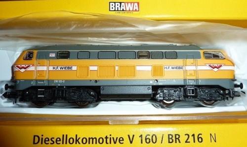 Brawa V160-Br216 Wiebe