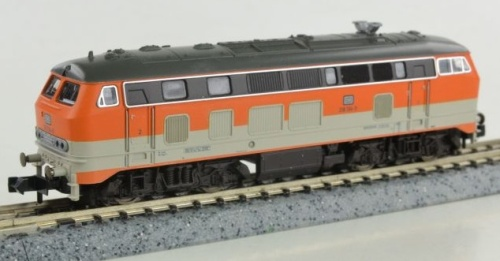 Fleischmann 723282 Br-218 134-5 DB CityBahn