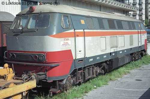La T7189 dell'Impresa Francesco Ventura - foto © lokphotos.de