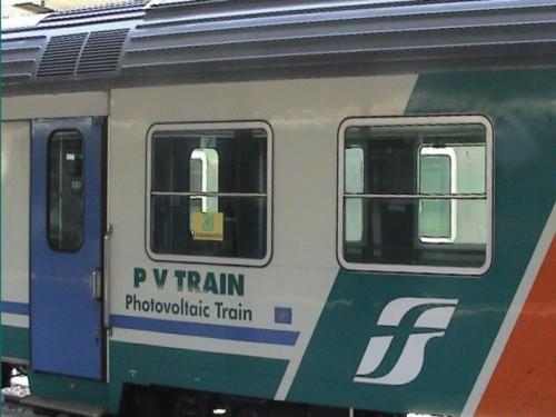 Dettaglio di una MDVE PV-Train