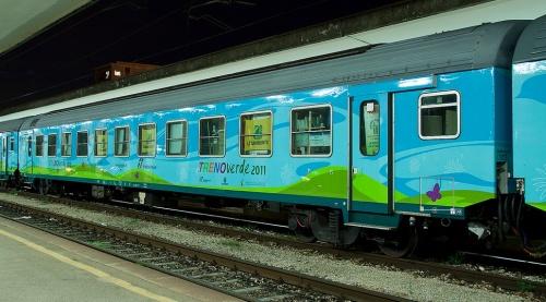 Treno Verde 2011 a Brescia. Foto © Karl70 da flickr
