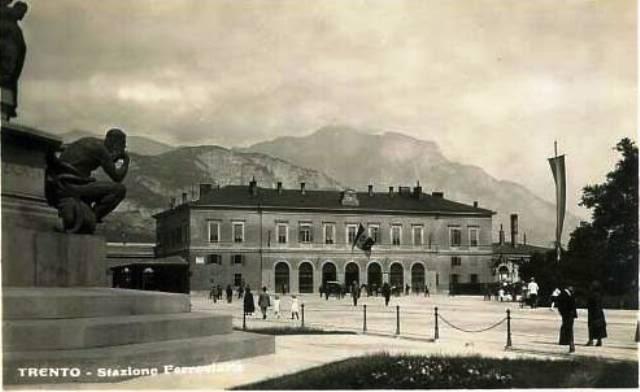 Un viaggio in treno nel passato da trento a bolzano e for Trento e bolzano