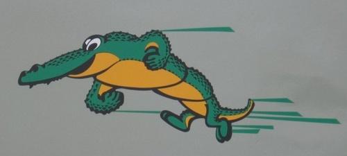 Logo del Caimano sulla fiancata - foto © Graziano da trainzitaliafoto.org