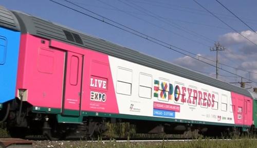 LiveExpo 50 83 89-78 001-8 nA- da youtube - video di Ferrovie.info