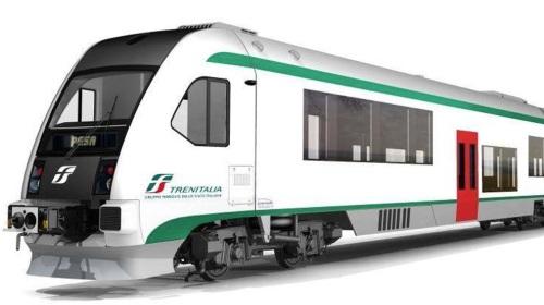 ll PESA nella prevista livrea tricolore, mai giunta sui binari, da http://www.railwaygazette.com/