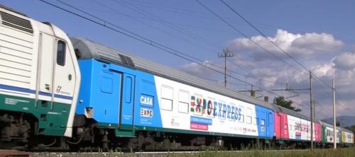 TrenoExpo - da youtube - video di Ferrovie.info