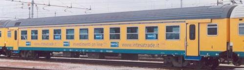 MDVE con pubblicità Banca Intesa - Foto © Silvio Micheletto da trainsimsicilia.net
