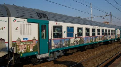 MDVE con Livrea Milano-Torino - Foto © Silvio Micheletto da trainsimsicilia.net
