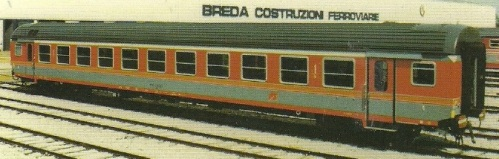 MDVE nA in livrea originale - foto Breda
