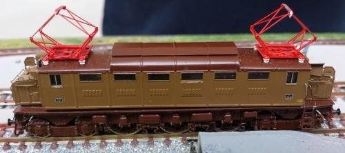 E.326 Euromodell fotografata sul modulare di NParty a Schio, giugno 2014, collezione Angioy