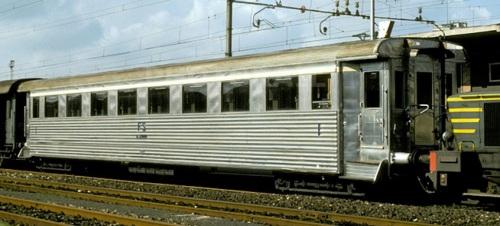 Az 23000 a Vicenza nel 1976, foto Bernhard Studer da photorail.com