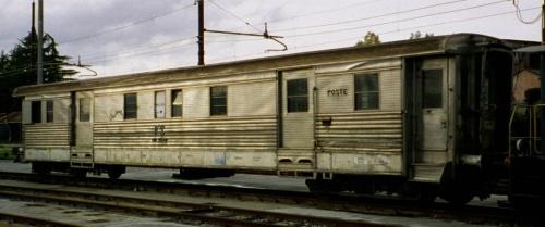 L'altra fiancata del DUz 23.000 - Foto © Bartoiolomeo Sammarco da trenomania