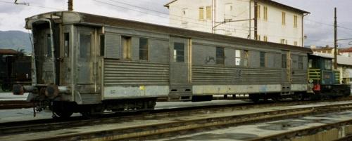 Il DUz 23.000 nell'agosto 2008 - Foto © Bartoiolomeo Sammarco da trenomania