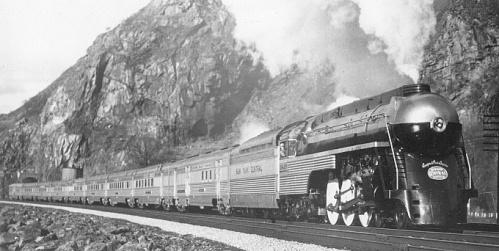 L'Empire State Express, da www.railroad.net