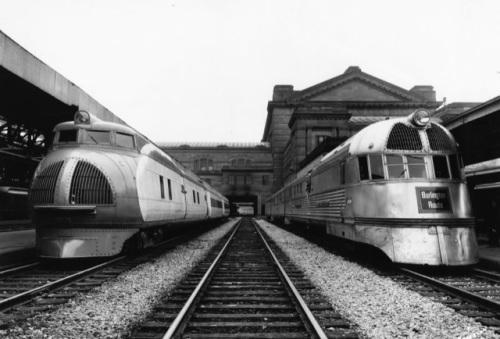 L'M-10000 (a sinistra) e lo Zephir (a destra)