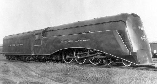 """La NYC """"Commodore Vanderbilt"""" - Foto da Archivi NS"""