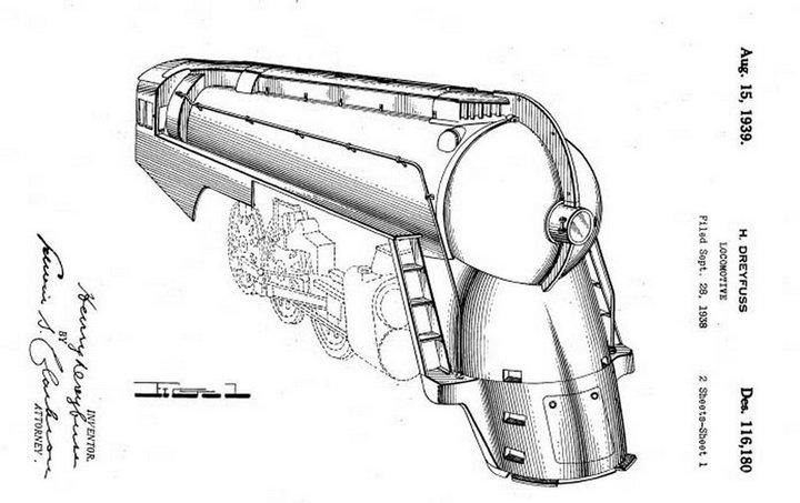 locomotive carenate parte 2  nyc  20th century limited e