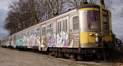 LA AM 139 accantonata. Foto del 2007 © Giu da flickr
