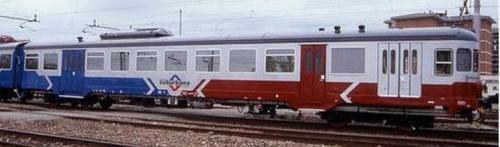 AM54 appena ristrutturata nel 2005 -Foto © Cancio da trainzitaliafoto
