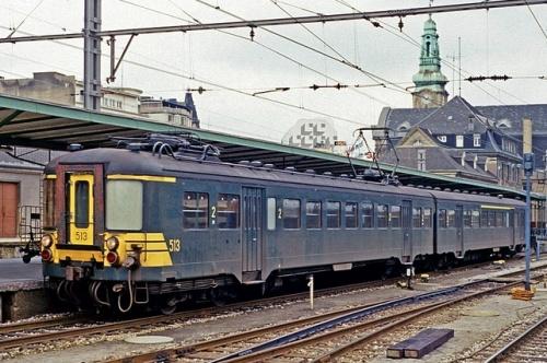 Un AM55 il Lussemburgo nel 1988. Foto da www.kbs-670.de