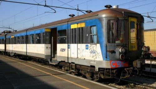 ATCM ALe 228.064 nel 2006 Foto © Ernesto Imperato da Trenomania