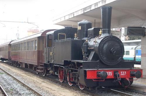 Il locotender gestito da ATSP