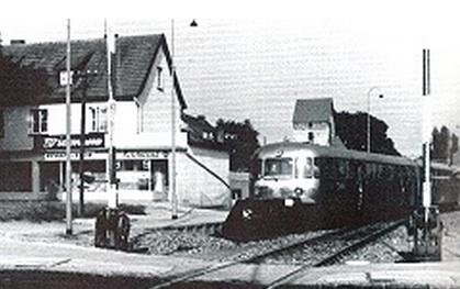 Hüttenflitzer a Bad Salzgitter, in una vechia immagine