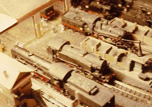 Deposito Locomotive - Foto A.Rampini