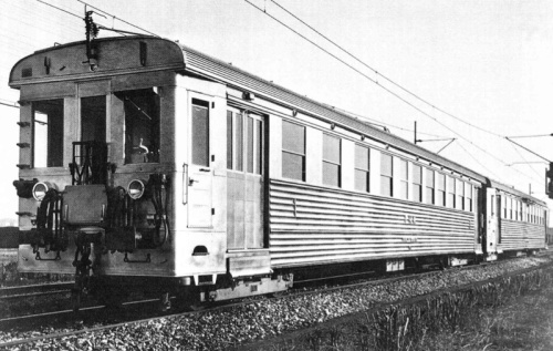Coppia di Rimorchiate EAC820 allo stato di origine - Foto Archivi Piaggio