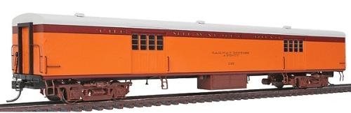 Hiawatha Express Messanger Fox Valley Models