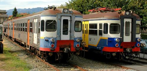 GTT 056 10 e 054 06 nel 2013 - Foto © Alessio Luchini da flickr