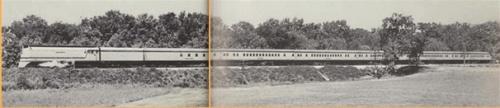 Lo Hiawatha nel 1935, foto da www.trainweb.org/fredatsf/