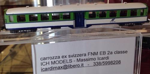 La FNM EB 2a classe di Massimo Icardi