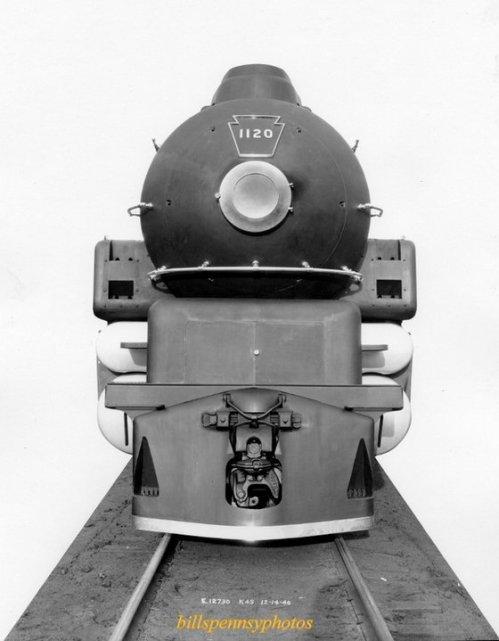 K4 1120. Immagine tratta da dieselpunk, originale dal www.billspennsyphotos.com