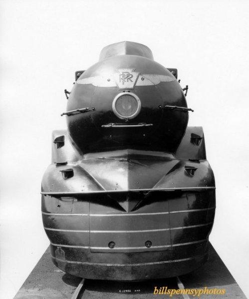 K4 3768. Immagine tratta da dieselpunk, originale dal www.billspennsyphotos.com