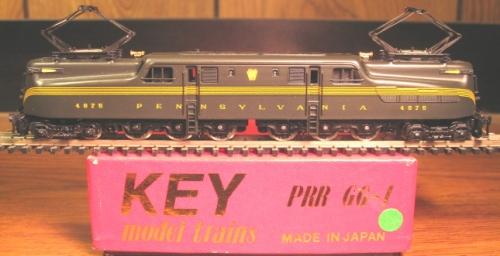LA GG1 di Key- Immagine da spookshow.
