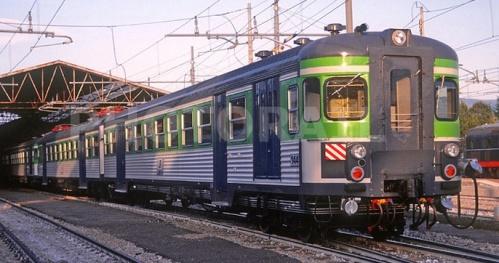 LFI Ale 056.144+149 nel 1999 - Foto © Stefano Paolini da Photorail.com