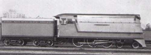 la Milwakee Class G carenata. Foto da http://cs.trains.com/