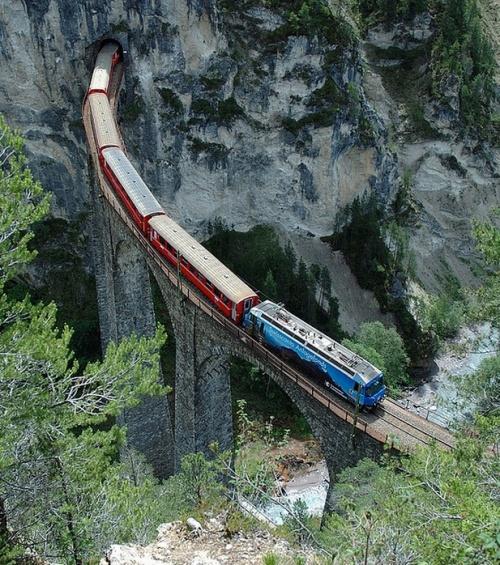 Insolita vista dall'alto - Foto © Andreas Tschumi da flickr