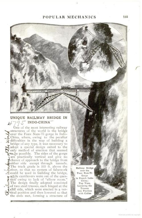 Articolo di Popular Mechanics del 1913, da Google Books