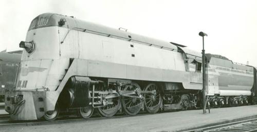 City of Memphis Streamliner, da condrenrails.com