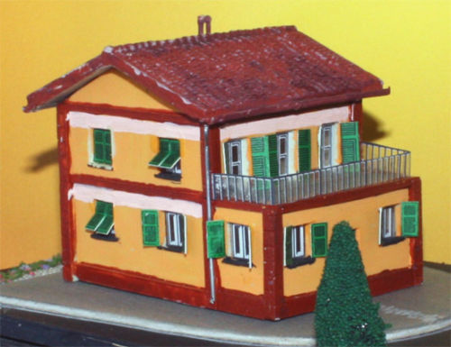 """CLM ART. 8203 """"Villetta con terrazzo"""""""