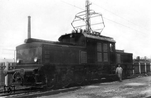 E80 01 a Monaco nel 1930, foto a Marklinfan.com