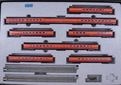 Kato - Kit di 10 carrozze del daylight