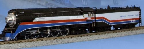 La GS4 American Freedom Train di Kato